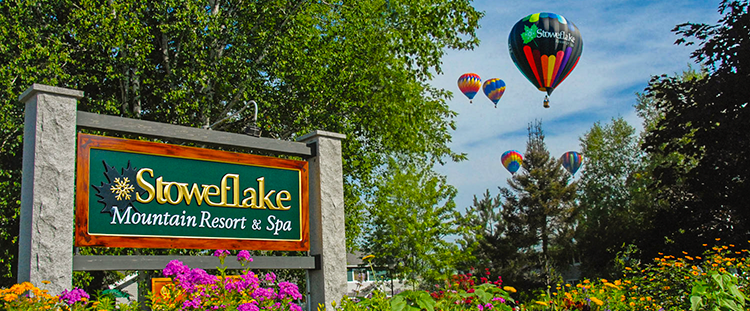 Book A Room At Stoweflake Mountain Resort.